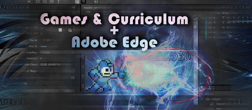 Games and Curriculum